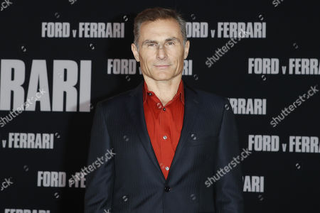 Editorial photo of Ford v Ferrari premiere in Hollywood, USA - 04 Nov 2019