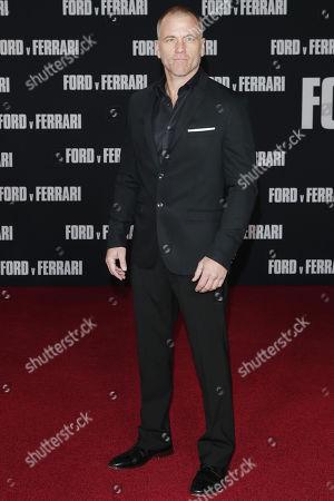 Editorial image of Ford v Ferrari premiere in Hollywood, USA - 04 Nov 2019