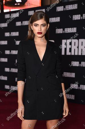 Editorial image of 'Ford v Ferrari' film premiere, TCL Chinese Theatre, Los Angeles, USA - 04 Nov 2019