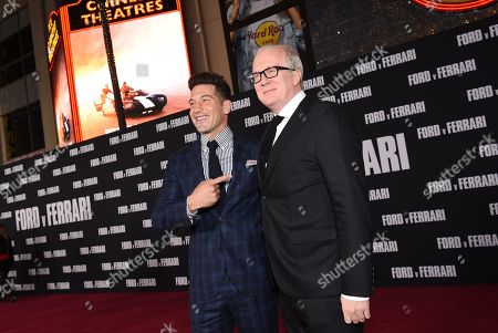 Jon Bernthal and Tracy Letts