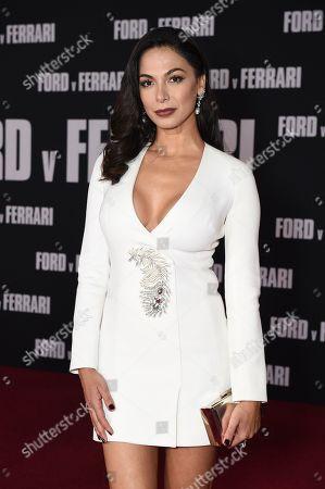 Editorial picture of 'Ford v Ferrari' film premiere, TCL Chinese Theatre, Los Angeles, USA - 04 Nov 2019
