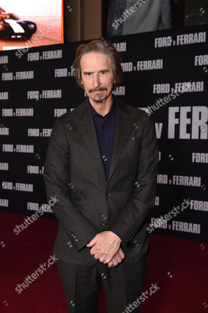 Editorial image of 'Ford v Ferrari' film premiere, TCL Chinese Theatre, Los Angeles, USA - 04 Nov 2019
