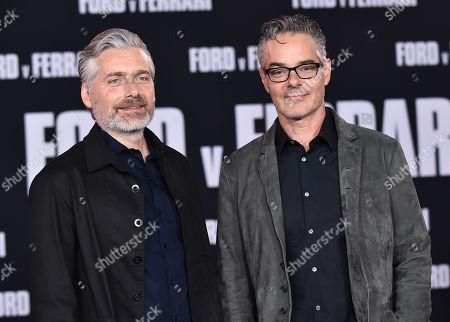 Stock Photo of Marco Beltrami and Buck Sanders