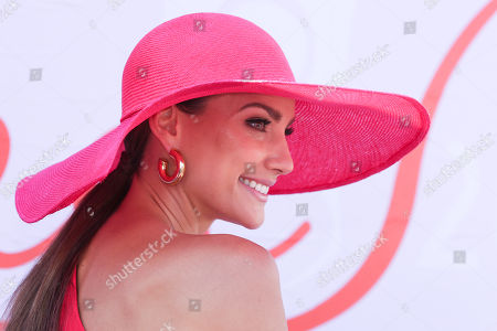Rachael Finch on Lexus Melbourne Cup Day