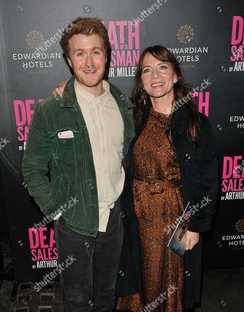 Guest and Anna Wilson-Jones