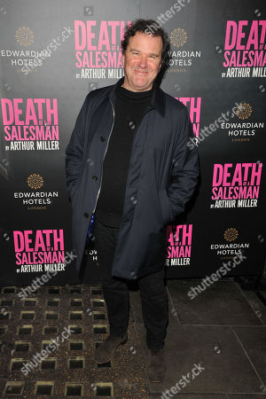 """Editorial photo of 'Death Of A Salesman"""" play press night, Arrivals, Piccadilly Theatre, London, UK - 04 Nov 2019"""