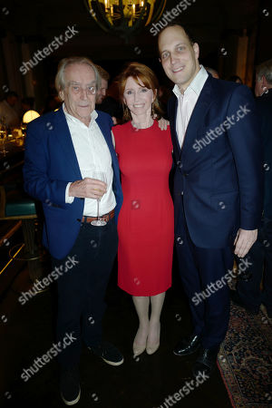 Gerald Scarfe, Jane Asher, Lord Freddy Winsdor