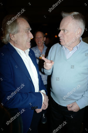Editorial photo of Gerald Scarfe book party at the Rosewood Hotel, London, UK - 04 Nov 2019