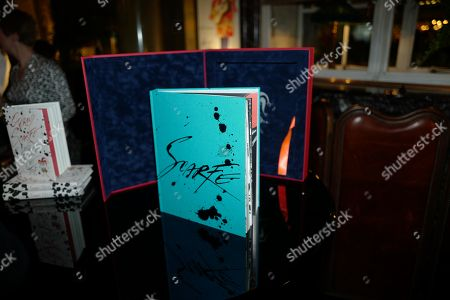 Gerald Scarfe's Book Party