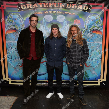 Will Welch, Chris Benchetler, Rob Machado