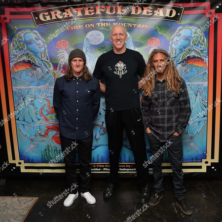 Chris Benchetler, Bill Walton, Rob Machado