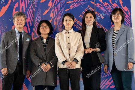 Kwon Hae-Hyo, Yoo Eun-jung, Kim Hyun-jung, So-ri Moon, Kim Dong-hyun