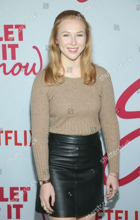 Stock Picture of Molly C. Quinn