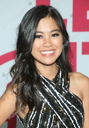 Stock Image of Tiffany Espensen