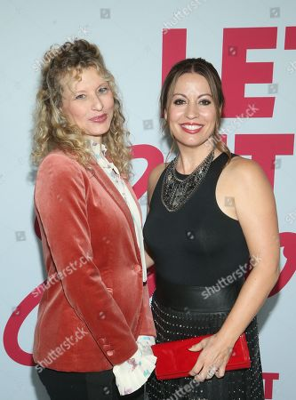 Victoria Strouse, Kay Cannon