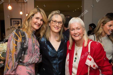 Laura Dern, Meryl Streep and Diane Ladd