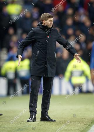 Rangers Manager Steven Gerrard
