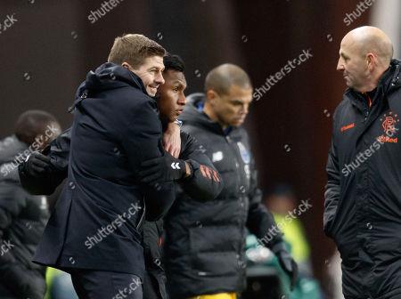Editorial photo of Rangers v Porto, UEFA Europa League, Group G, Football, Ibrox Stadium, Glasgow, Scotland, UK - 07 Nov 2019
