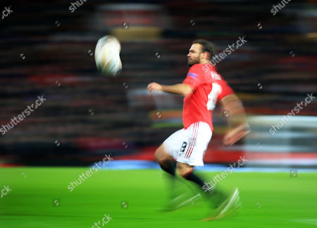 Editorial picture of Manchester United v Partizan Belgrade, UEFA Europa League, Group L, Football, Old Trafford, UK - 07 Nov 2019