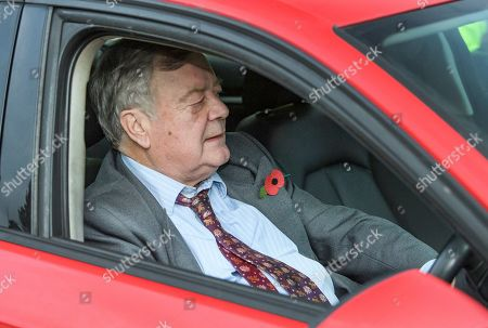 Father of The House, Kenneth Clarke MP is seen arriving at the Houses of parliament in Westminster, London for his last day as an MP. A general election has been called on December 12th in an attempt to get a Brexit agreement through parliament.