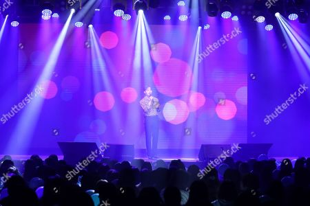 Stock Photo of Yeo Jin-goo held fan meeting conference at ATT show box