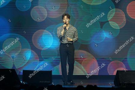 Yeo Jin-goo held fan meeting conference at ATT show box