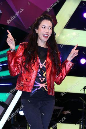 Editorial photo of 'Hot Door Night' TV show, Taipei, Taiwan, China - 04 Nov 2019