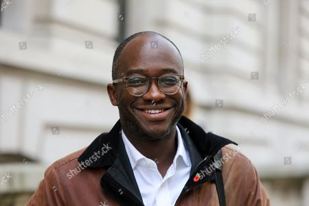 Liberal Democrat MP for East Surrey Sam Gyimah arrives for the launch of Liberal Democrat general election campaign