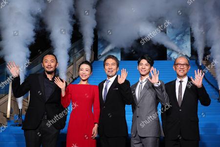 Editorial picture of Tokyo International Film Festival, Japan - 03 Nov 2019
