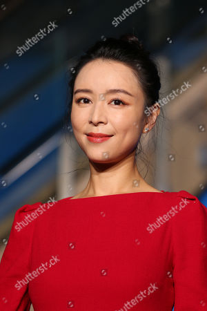 'Wings Over Everest' press conference - Zhang Jingchu