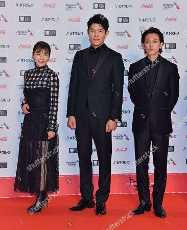 Editorial photo of Tokyo International Film Festival, Japan - 28 Oct 2019