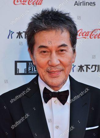 Actor Koji Yakusho attends the opening ceremony