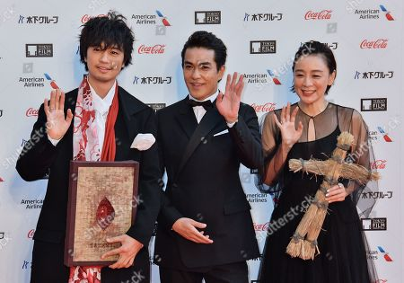 Editorial picture of Tokyo International Film Festival, Japan - 28 Oct 2019