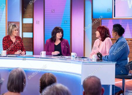Editorial image of 'Loose Women' TV show, London, UK - 05 Nov 2019