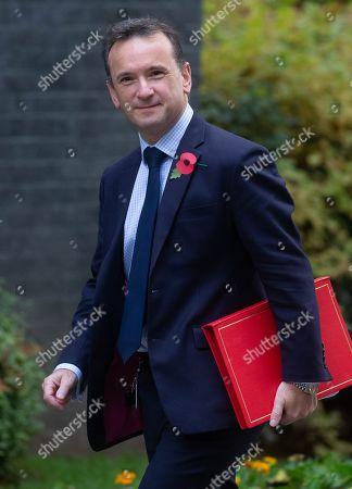 Editorial photo of Cabinet meeting, London, UK-5 Nov 2019