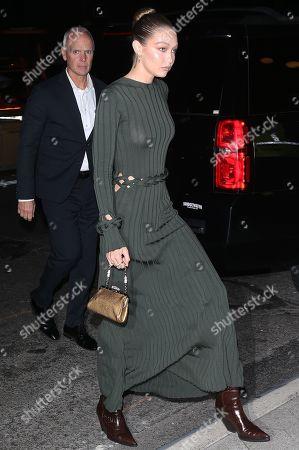 Stock Image of Gigi Hadid