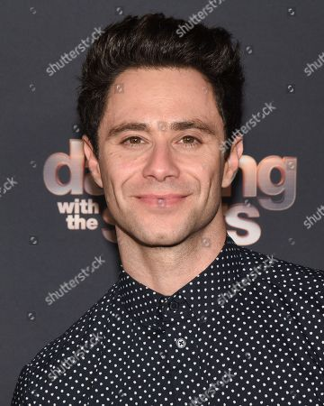 Editorial photo of 'Dancing With The Stars' TV show Top 6 Finalists event, Los Angeles, USA - 04 Nov 2019