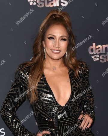 Judge Carrie Ann Inaba