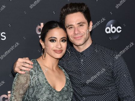 Editorial picture of 'Dancing With The Stars' TV show Top 6 Finalists event, Los Angeles, USA - 04 Nov 2019