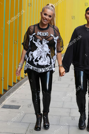 Aisleyne Horgan-Wallace at MTV Camden