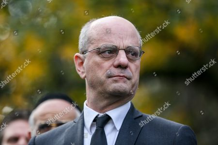 Jean-Michel Blanquer, Minister of National Education