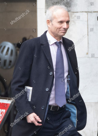 Former cabinet member David Lidington attends Parliament on his last day as an MP. He is standing down as the MP for Aylesbury. The House is sitting for the last time today ahead of the General Election which will take place on December 12th.