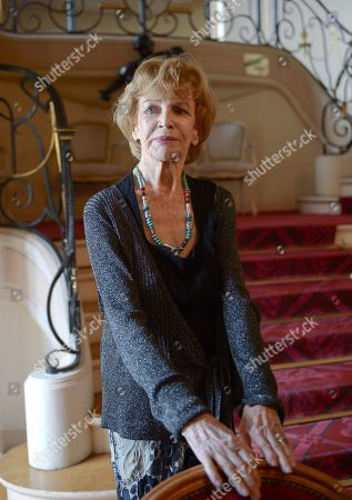 Stock Image of Edna O'Brien