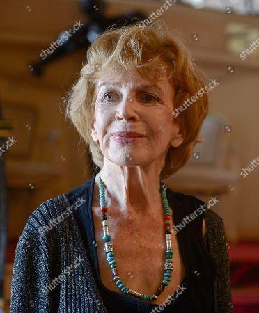 Stock Picture of Edna O'Brien