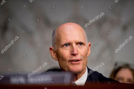 Editorial photo of Senate Homeland Security, Washington, USA - 05 Nov 2019