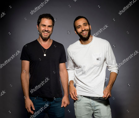 """Editorial photo of """"The Angel"""" Portrait Session, Los Angeles, USA - 19 Sep 2018"""