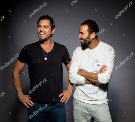 """Editorial picture of """"The Angel"""" Portrait Session, Los Angeles, USA - 19 Sep 2018"""