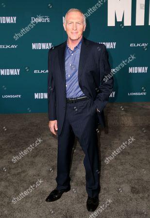Editorial photo of 'Midway' film premiere, Arrivals, Regency Village Theatre, Los Angeles, USA - 05 Nov 2019