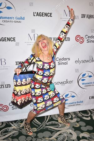 Stock Picture of Betsey Johnson