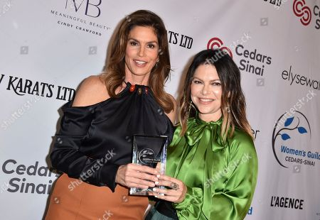 Editorial image of Women's Guild Cedar's-Sinai Luncheon, Arrivals, Beverly Wilshire, Los Angeles, USA - 06 Nov 2019